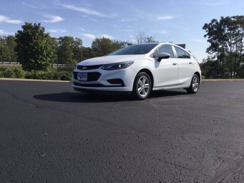 2017 Chevrolet Cruze for sale at Uftring Weston Pre-Owned Center in Peoria IL