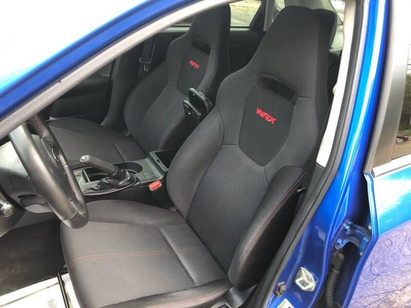 2013 Subaru Impreza AWD WRX 4dr Sedan - North Lawrence OH