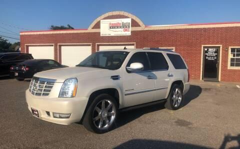 2011 Cadillac Escalade for sale at Family Auto Finance OKC LLC in Oklahoma City OK