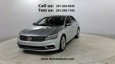 2019 Volkswagen Passat for sale at NJ State Auto Used Cars in Jersey City NJ