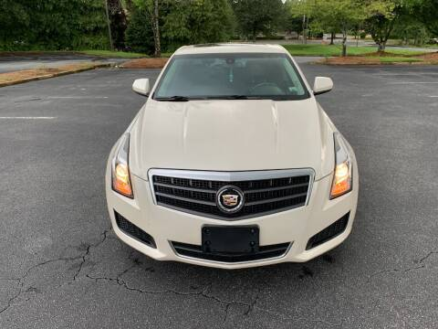 2014 Cadillac ATS for sale at SMZ Auto Import in Roswell GA