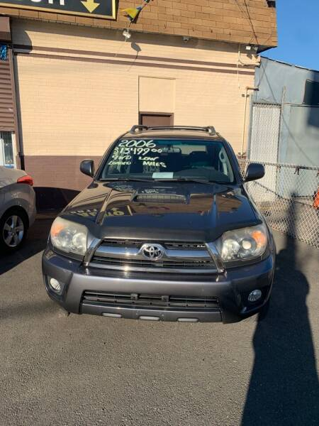 2006 Toyota 4Runner for sale at Reliance Auto Group in Staten Island NY