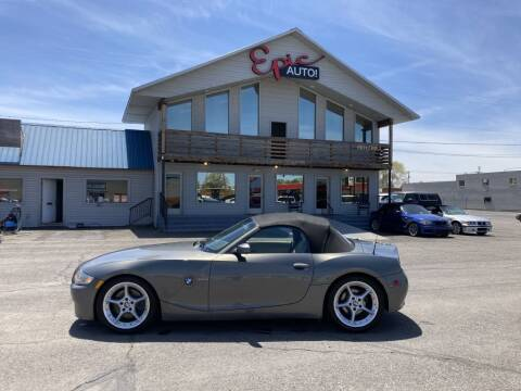 2007 BMW Z4 for sale at Epic Auto in Idaho Falls ID