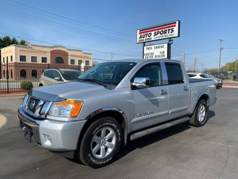 2014 Nissan Titan for sale at Auto Sports in Hickory NC