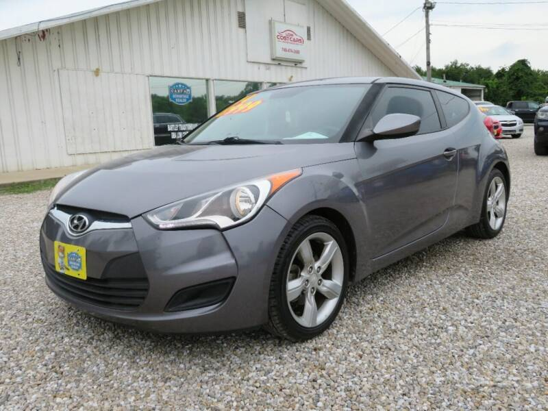 2014 Hyundai Veloster for sale at Low Cost Cars in Circleville OH