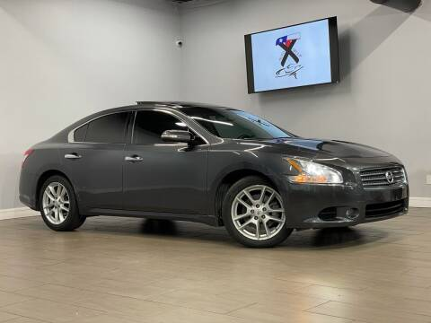 2011 Nissan Maxima for sale at TX Auto Group in Houston TX