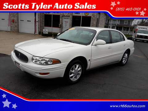2003 Buick LeSabre for sale at Scotts Tyler Auto Sales in Wilmington IL