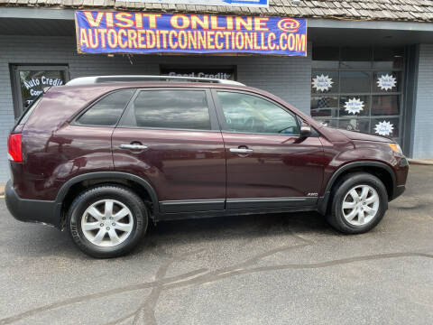 2011 Kia Sorento for sale at Auto Credit Connection LLC in Uniontown PA