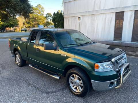 2007 Ford F-150 for sale at Asap Motors Inc in Fort Walton Beach FL