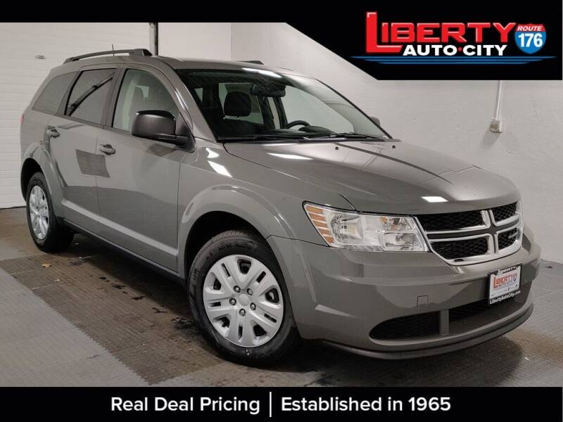 2020 Dodge Journey for sale in Libertyville, IL