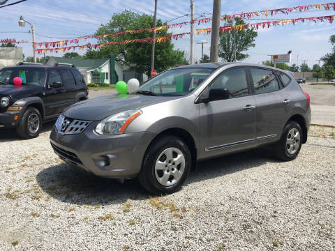 2012 Nissan Rogue for sale at Antique Motors in Plymouth IN