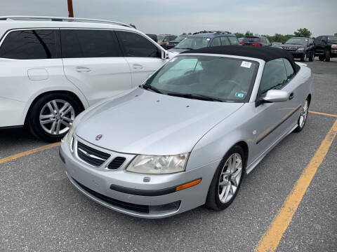 2004 Saab 9-3 for sale at Harrisburg Auto Center Inc. in Harrisburg PA