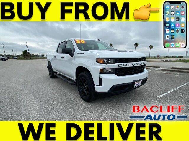 2020 Chevrolet Silverado 1500 for sale at Bacliff Auto in Bacliff TX