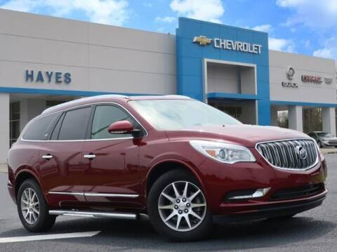 2016 Buick Enclave for sale at HAYES CHEVROLET Buick GMC Cadillac Inc in Alto GA
