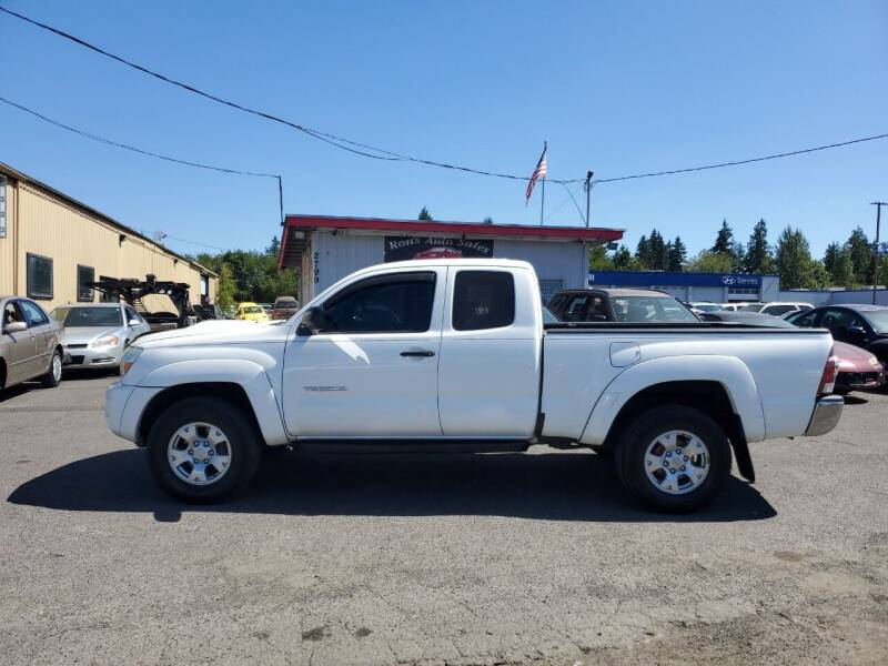 2010 Toyota Tacoma for sale at Ron's Auto Sales in Hillsboro OR