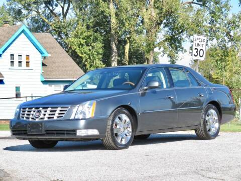 2010 Cadillac DTS for sale at Tonys Pre Owned Auto Sales in Kokomo IN