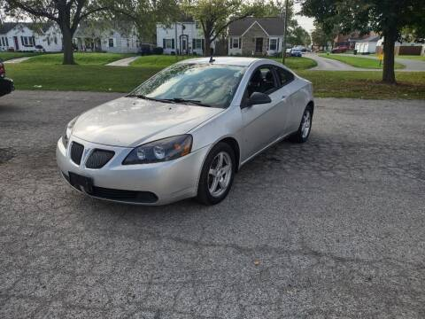 2009 Pontiac G6 for sale at Flag Motors in Columbus OH