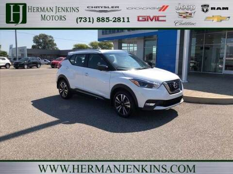 2019 Nissan Kicks for sale at Herman Jenkins Used Cars in Union City TN