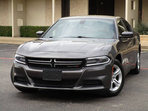 2015 Dodge Charger for sale at Ritz Auto Group in Dallas TX