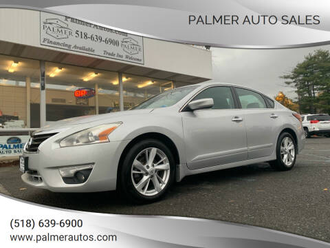 2014 Nissan Altima for sale at Palmer Auto Sales in Menands NY