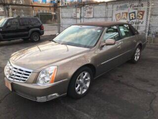 2006 Cadillac DTS for sale at GREAT AUTO RACE in Chicago IL