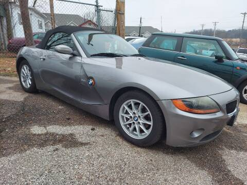 2004 BMW Z4 for sale at BBC Motors INC in Fenton MO