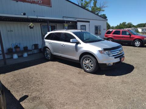2010 Ford Edge for sale at Ron Lowman Motors Minot in Minot ND