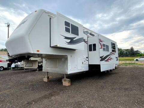 2007 Jayco Recon Toyhauler for sale at NOCO RV Sales in Loveland CO