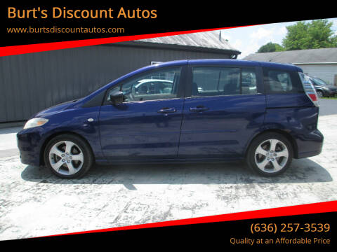2007 Mazda MAZDA5 for sale at Burt's Discount Autos in Pacific MO