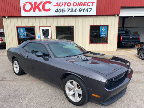 2013 Dodge Challenger for sale at OKC Auto Direct in Oklahoma City OK