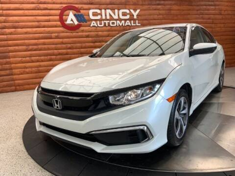 2019 Honda Civic for sale at Dixie Motors in Fairfield OH