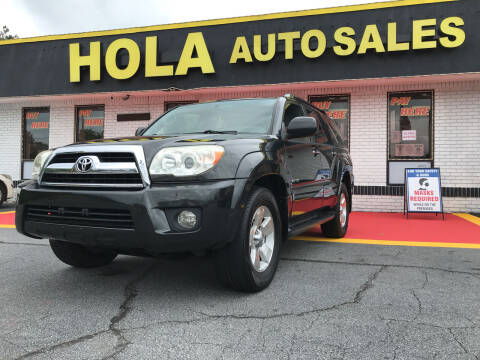 2008 Toyota 4Runner for sale at HOLA AUTO SALES CHAMBLEE- BUY HERE PAY HERE - in Atlanta GA
