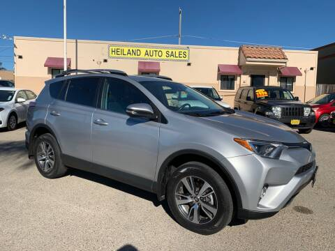 2017 Toyota RAV4 for sale at HEILAND AUTO SALES in Oceano CA