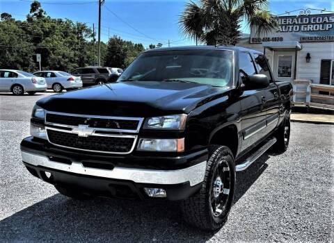 2006 Chevrolet Silverado 1500 for sale at Emerald Coast Auto Group LLC in Pensacola FL