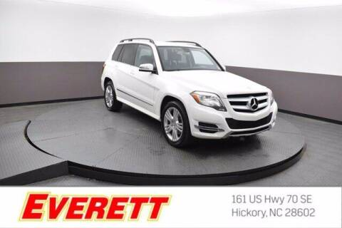 2014 Mercedes-Benz GLK for sale at Everett Chevrolet Buick GMC in Hickory NC