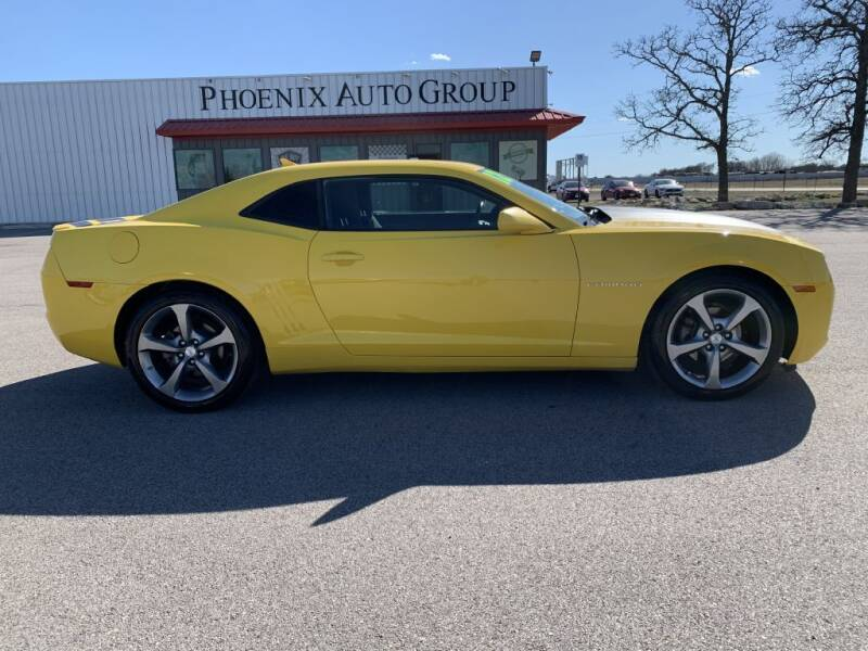 2013 Chevrolet Camaro for sale at PHOENIX AUTO GROUP in Belton TX