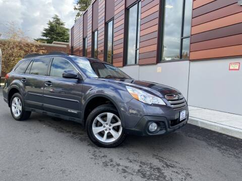 2014 Subaru Outback for sale at DAILY DEALS AUTO SALES in Seattle WA