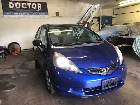 2010 Honda Fit for sale at Doctor Auto in Cecil PA