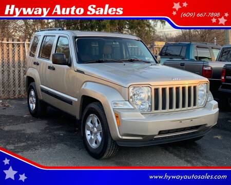 2011 Jeep Liberty for sale at Hyway Auto Sales in Lumberton NJ