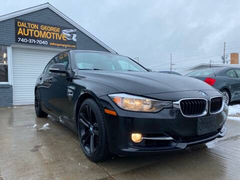 2013 BMW 3 Series for sale at Dalton George Automotive in Marietta OH