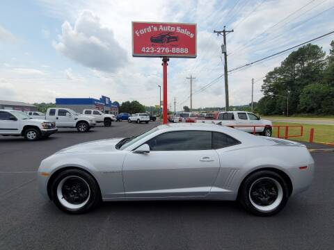 2013 Chevrolet Camaro for sale at Ford's Auto Sales in Kingsport TN