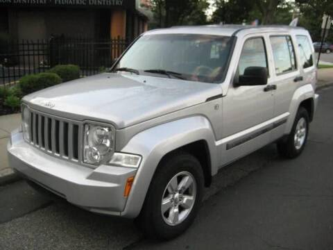2011 Jeep Liberty for sale at Pinellas Auto Brokers in Saint Petersburg FL