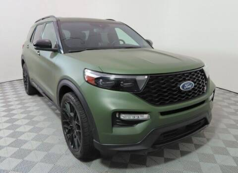 2020 Ford Explorer for sale at Curry's Cars Powered by Autohouse - Auto House Scottsdale in Scottsdale AZ