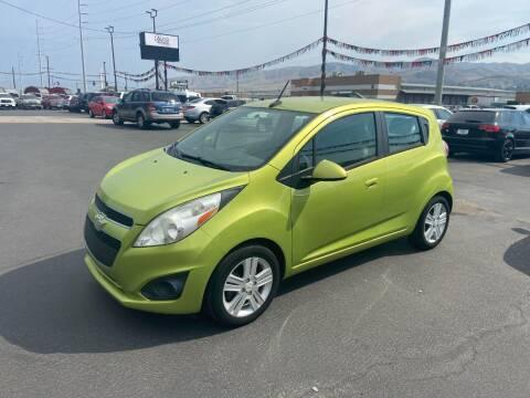 2013 Chevrolet Spark for sale at Auto Image Auto Sales in Pocatello ID