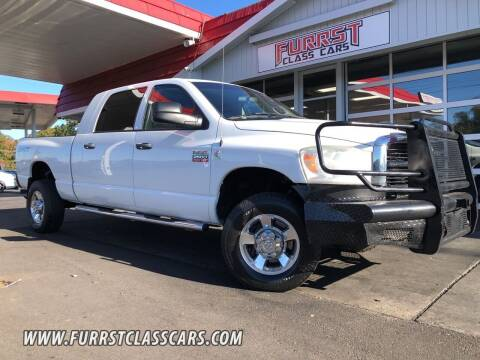 2008 Dodge Ram Pickup 2500 for sale at Furrst Class Cars LLC  - Independence Blvd. in Charlotte NC