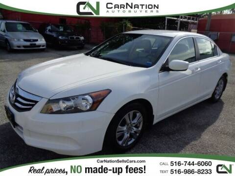 2012 Honda Accord for sale at CarNation AUTOBUYERS Inc. in Rockville Centre NY