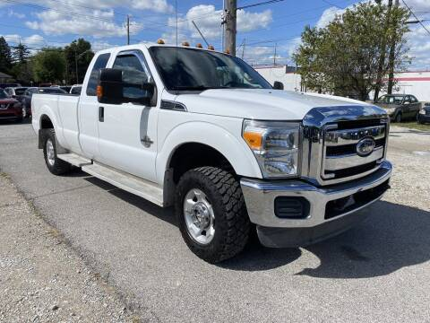 2012 Ford F-250 Super Duty for sale at 2EZ Auto Sales in Indianapolis IN