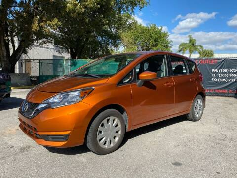 2017 Nissan Versa Note for sale at Florida Automobile Outlet in Miami FL