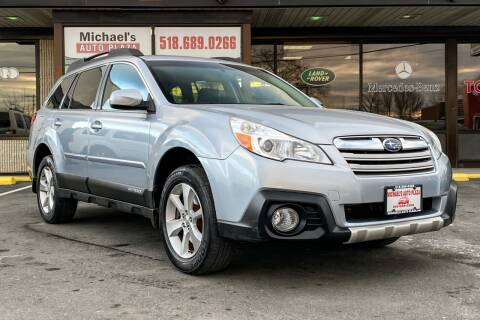 2013 Subaru Outback for sale at Michaels Auto Plaza in East Greenbush NY