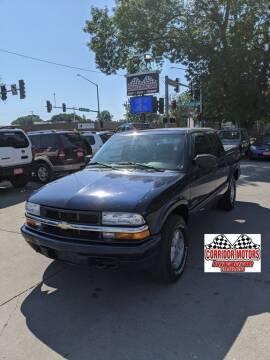 2004 Chevrolet S-10 for sale at Corridor Motors in Cedar Rapids IA